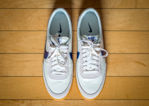 A classic sneaker with clean lines and easy to wear colors.