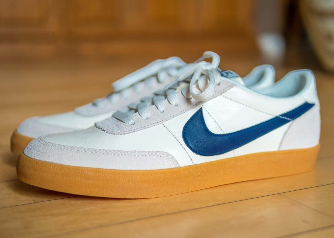 purchase cheap fe89d 35d99 Review  Nike for J. Crew Killshot 2