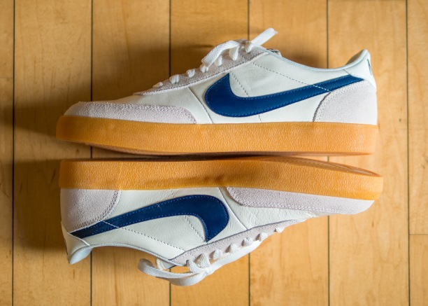 Clean lines and a sleek profile; traits of a sneaker that will never go out of style.